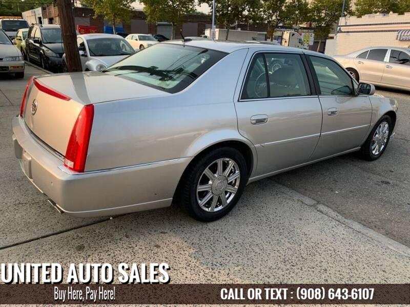 Used Cadillac Dts  2008   United Auto Sale. Newark, New Jersey