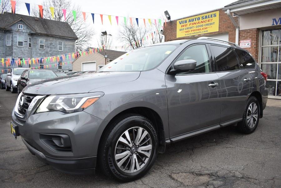 Used Nissan Pathfinder 4x4 SL 2017 | VEB Auto Sales. Hartford, Connecticut