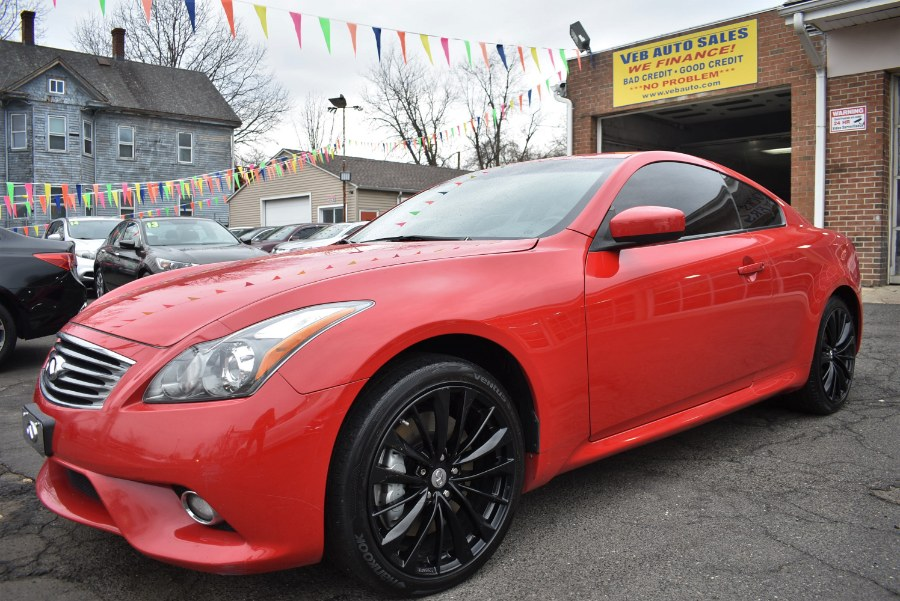 Used 2012 Infiniti G37 Coupe in Hartford, Connecticut   VEB Auto Sales. Hartford, Connecticut