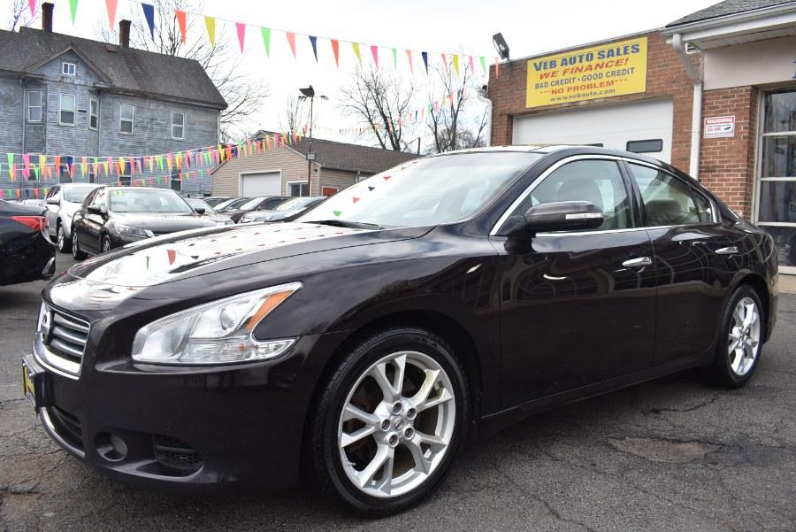 Used Nissan Maxima SV 2014 | VEB Auto Sales. Hartford, Connecticut