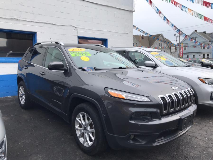Used 2016 Jeep Cherokee in Bridgeport, Connecticut | Affordable Motors Inc. Bridgeport, Connecticut