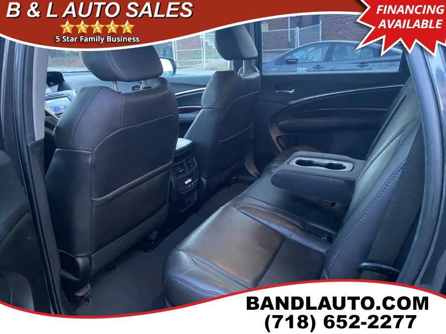 Used Acura MDX SH-AWD 4dr w/Tech/AcuraWatch Plus 2016 | B & L Auto Sales LLC. Bronx, New York