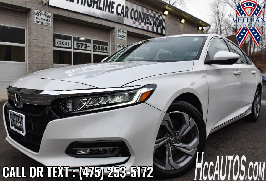 Used 2018 Honda Accord Sedan in Waterbury, Connecticut | Highline Car Connection. Waterbury, Connecticut