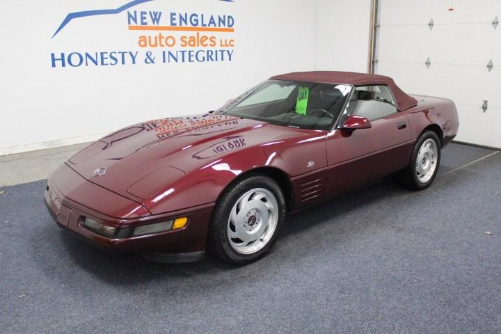 Used Chevrolet Corvette 2dr Convertible 1993 | New England Auto Sales LLC. Plainville, Connecticut