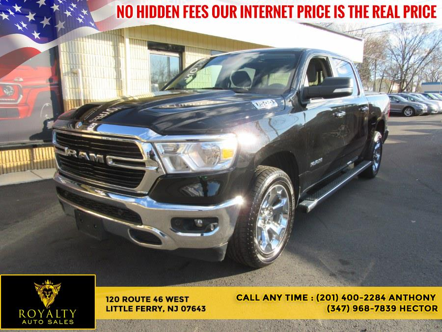 Used 2019 Ram 1500 in Little Ferry, New Jersey | Royalty Auto Sales. Little Ferry, New Jersey