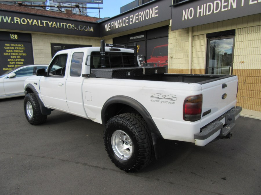 "Used Ford Ranger Supercab 126"" WB XLT 4WD 1998 