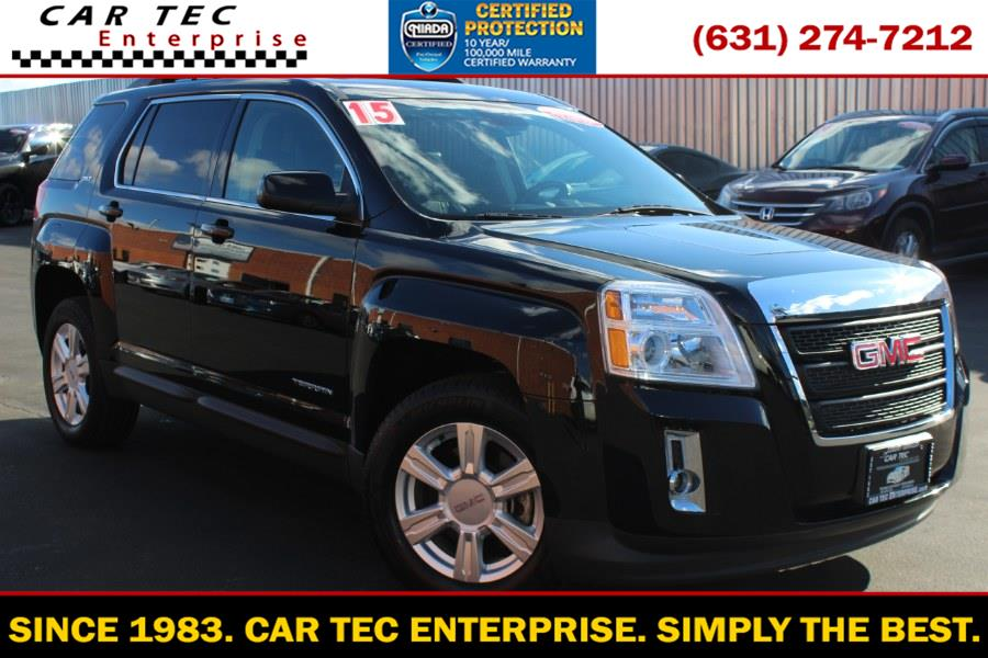Used 2015 GMC Terrain in Deer Park, New York | Car Tec Enterprise Leasing & Sales LLC. Deer Park, New York