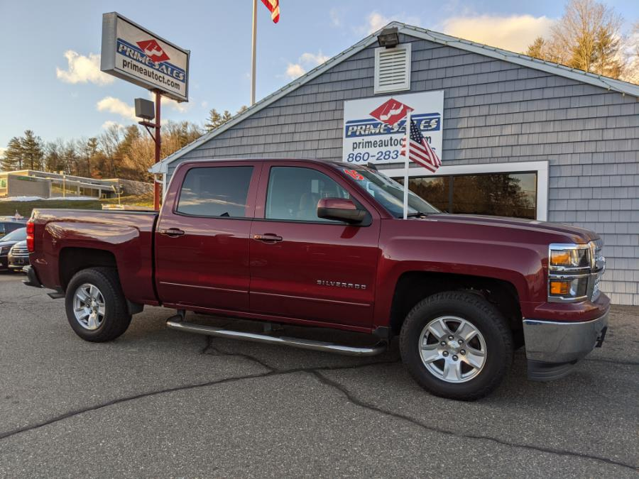 Used 2015 Chevrolet Silverado 1500 in Thomaston, Connecticut