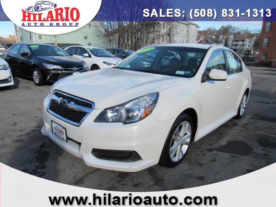Used 2013 Subaru Legacy in Worcester, Massachusetts | Hilario's Auto Sales Inc.. Worcester, Massachusetts