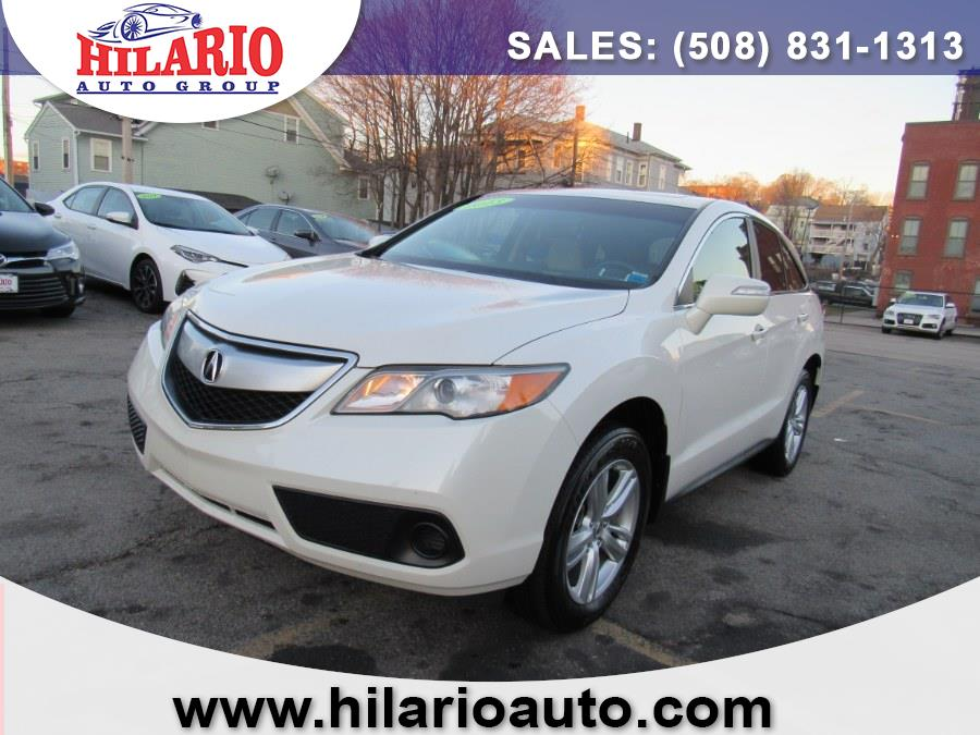 Used 2013 Acura RDX in Worcester, Massachusetts | Hilario's Auto Sales Inc.. Worcester, Massachusetts