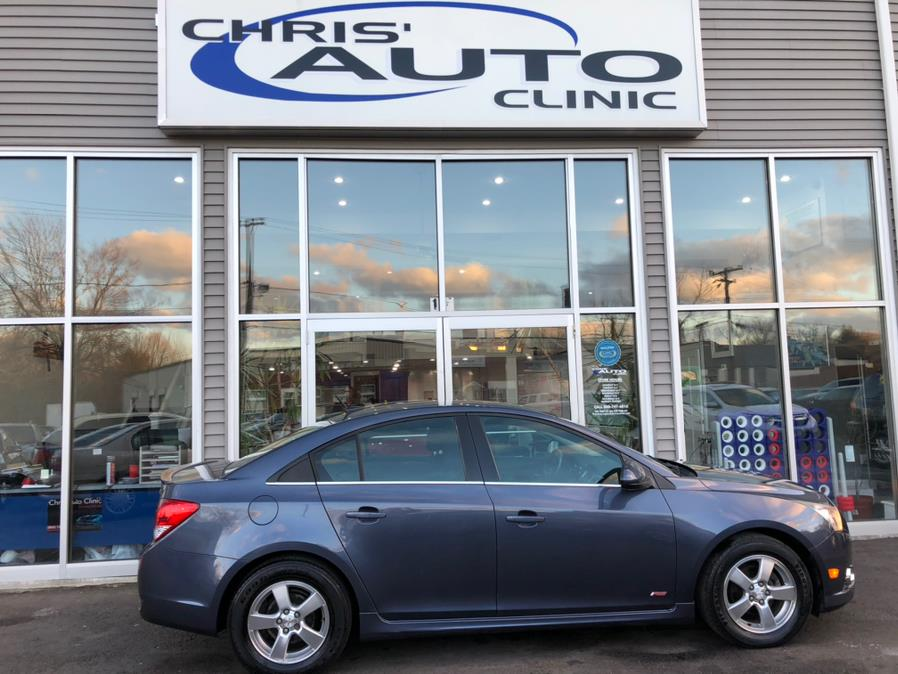 Used 2013 Chevrolet Cruze in Plainville, Connecticut | Chris's Auto Clinic. Plainville, Connecticut