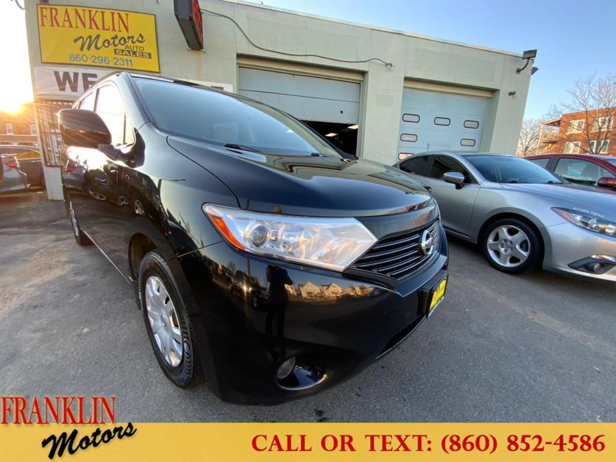 Used 2013 Nissan Quest in Hartford, Connecticut | Franklin Motors Auto Sales LLC. Hartford, Connecticut