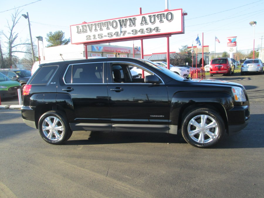 Used 2017 GMC Terrain in Levittown, Pennsylvania | Levittown Auto. Levittown, Pennsylvania