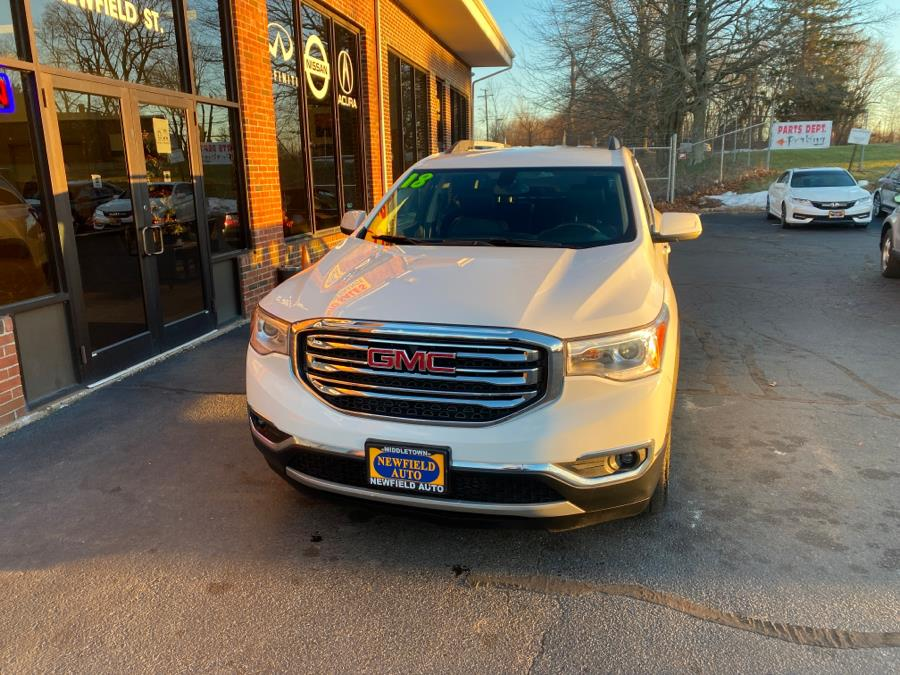 Used 2018 GMC Acadia in Middletown, Connecticut | Newfield Auto Sales. Middletown, Connecticut