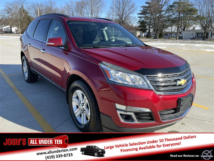 Used 2014 Chevrolet Traverse in Elida, Ohio | Josh's All Under Ten LLC. Elida, Ohio
