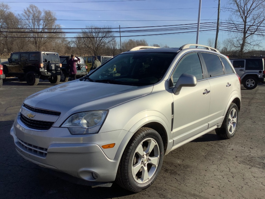 Used Chevrolet Captiva Sport Fleet FWD 4dr LTZ 2014 | Marsh Auto Sales LLC. Ortonville, Michigan