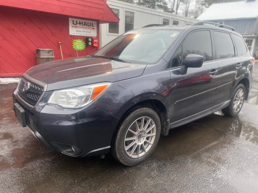 Used Subaru Forester 4dr Man 2.5i Premium PZEV 2015 | VIP on 6 LLC. Hampton, Connecticut