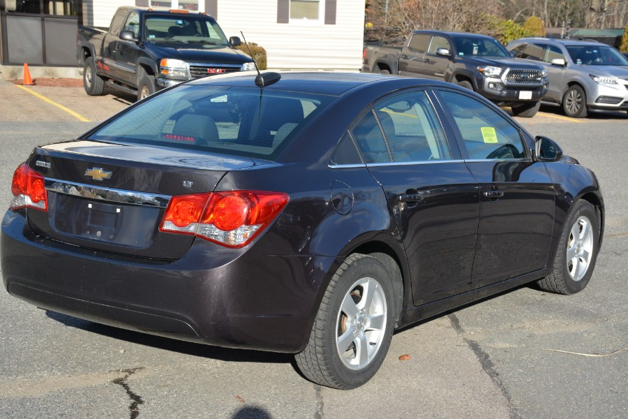 Used Chevrolet Cruze Limited 4dr Sdn Auto LT w/1LT 2016 | New Beginning Auto Service Inc . Ashland , Massachusetts