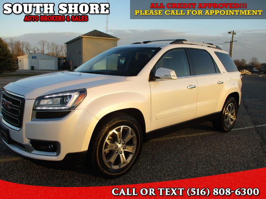 Used 2016 GMC Acadia in Massapequa, New York | South Shore Auto Brokers & Sales. Massapequa, New York