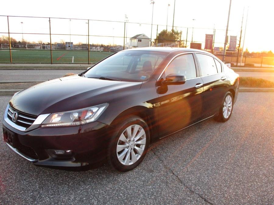 Used Honda Accord Sedan 4dr I4 CVT EX-L 2014 | South Shore Auto Brokers & Sales. Massapequa, New York