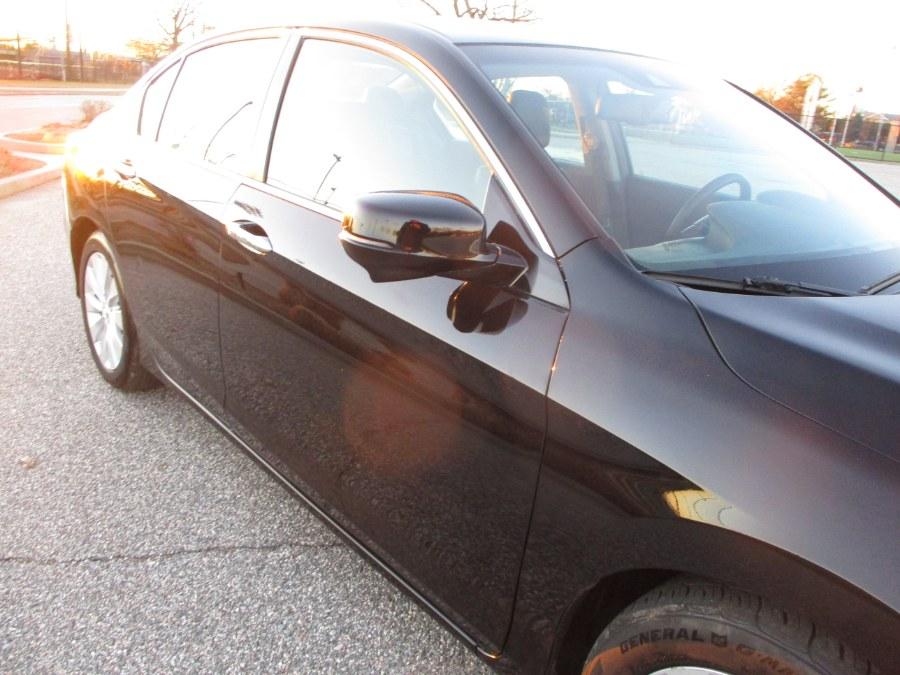 Used Honda Accord Sedan 4dr I4 CVT EX-L 2014   South Shore Auto Brokers & Sales. Massapequa, New York