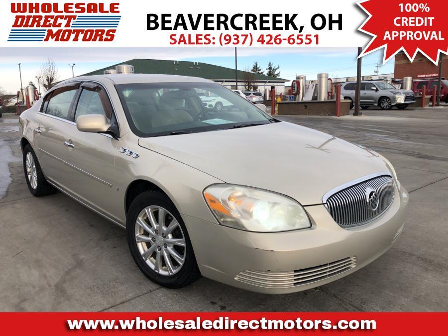 Used Buick Lucerne 4dr Sdn CX 2009 | Wholesale Direct Motors. Beavercreek, Ohio
