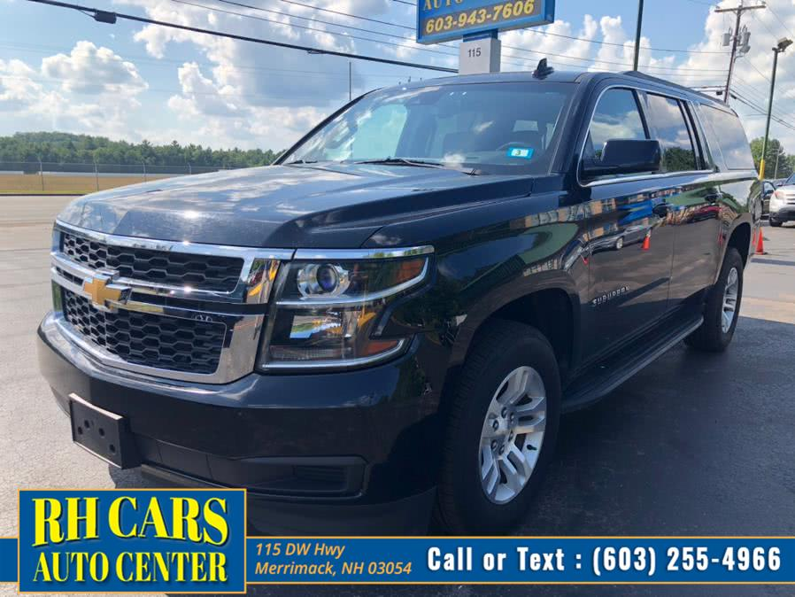 Used 2017 Chevrolet Suburban in Merrimack, New Hampshire | RH Cars LLC. Merrimack, New Hampshire