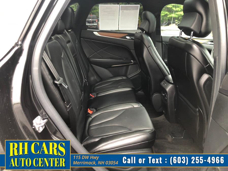 Used Lincoln MKC AWD 2015 | RH Cars LLC. Merrimack, New Hampshire