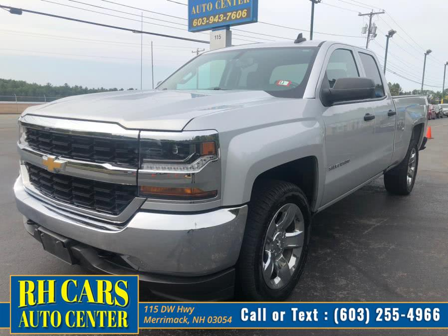 Used 2016 Chevrolet Silverado 1500 in Merrimack, New Hampshire | RH Cars LLC. Merrimack, New Hampshire