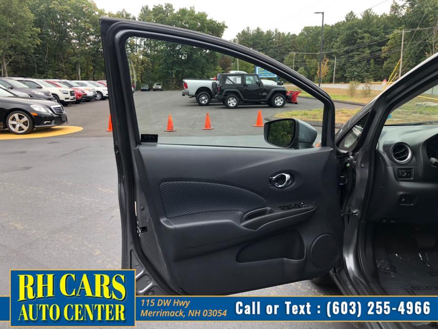 Used Nissan Versa Note 1.6 SV 2016 | RH Cars LLC. Merrimack, New Hampshire
