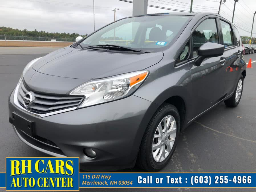 Used 2016 Nissan Versa Note in Merrimack, New Hampshire | RH Cars LLC. Merrimack, New Hampshire