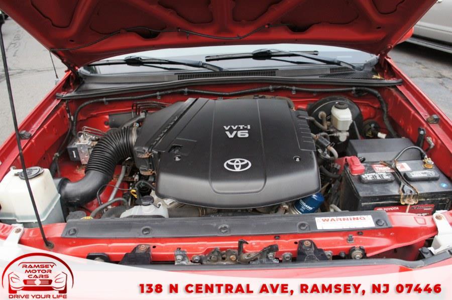 Used Toyota Tacoma TRD Sport TRD Sport 2008   Ramsey Motor Cars Inc. Ramsey, New Jersey