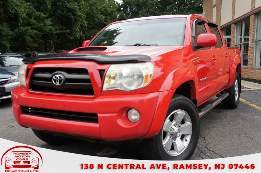 Used 2008 Toyota Tacoma TRD Sport in Ramsey, New Jersey | Ramsey Motor Cars Inc. Ramsey, New Jersey