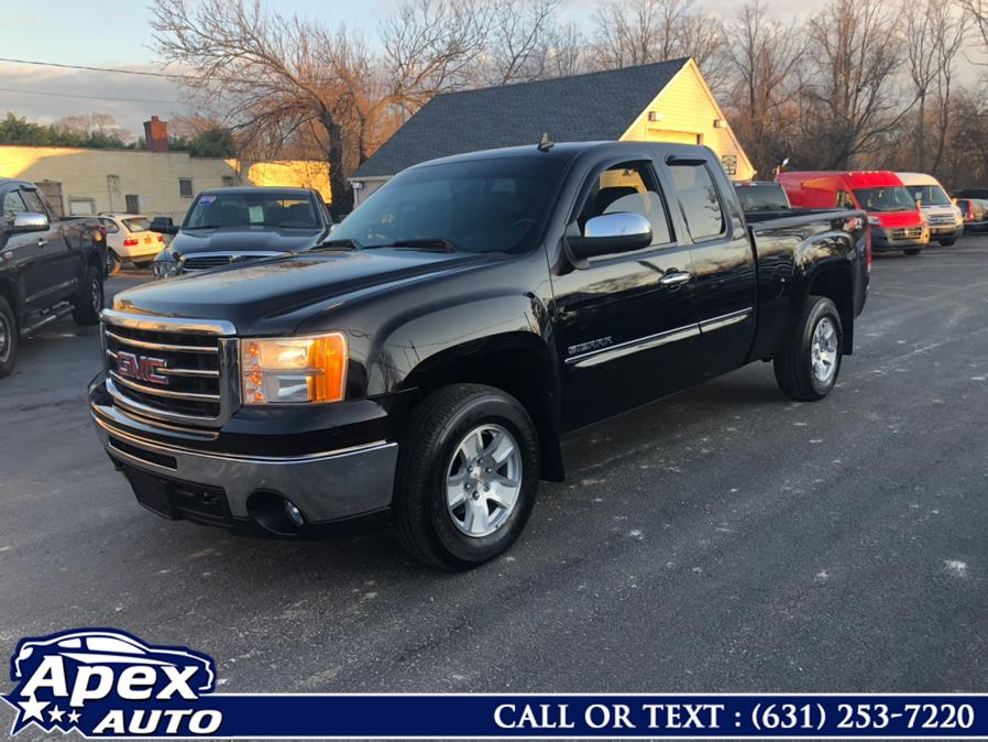"Used GMC Sierra 1500 4WD Ext Cab 143.5"" SLE 2013 