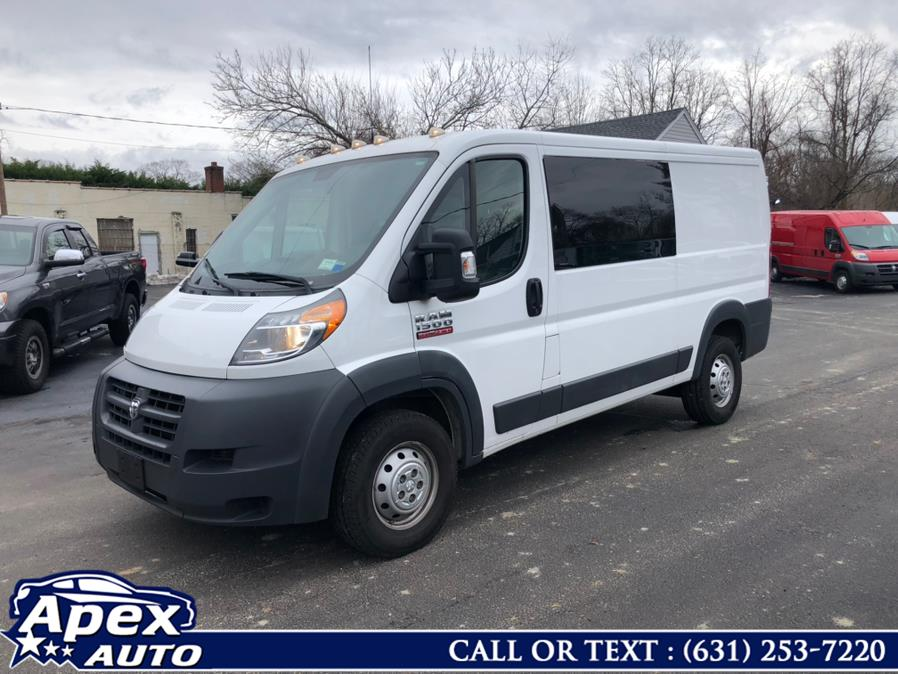 Used 2017 Ram ProMaster Cargo Van in Selden, New York | Apex Auto. Selden, New York