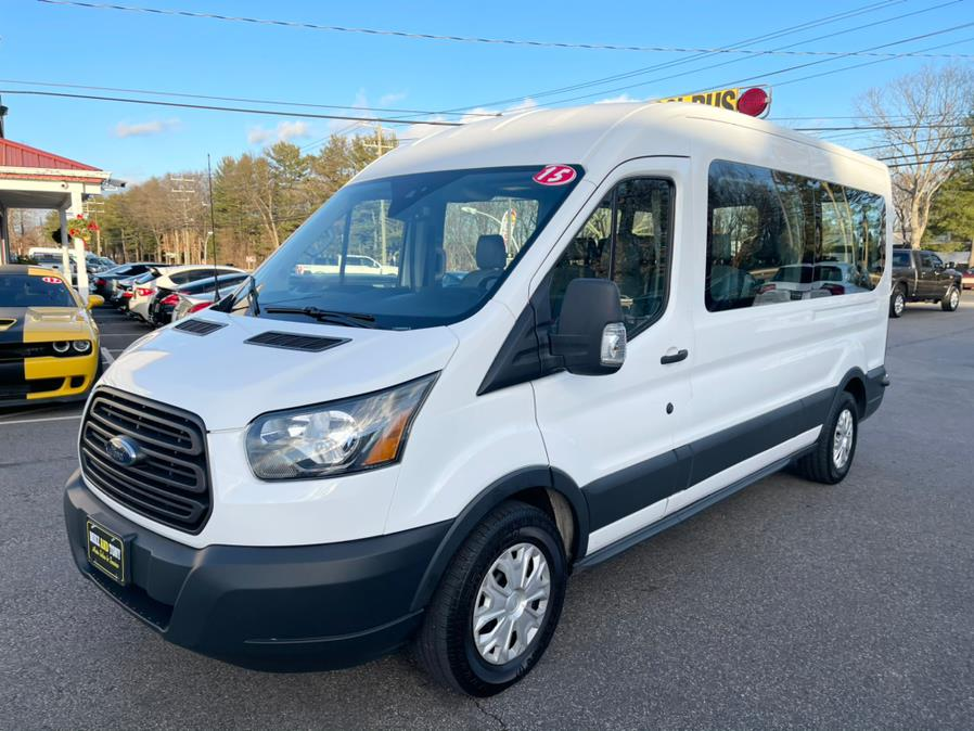 Used 2015 Ford Transit Wagon in South Windsor, Connecticut | Mike And Tony Auto Sales, Inc. South Windsor, Connecticut