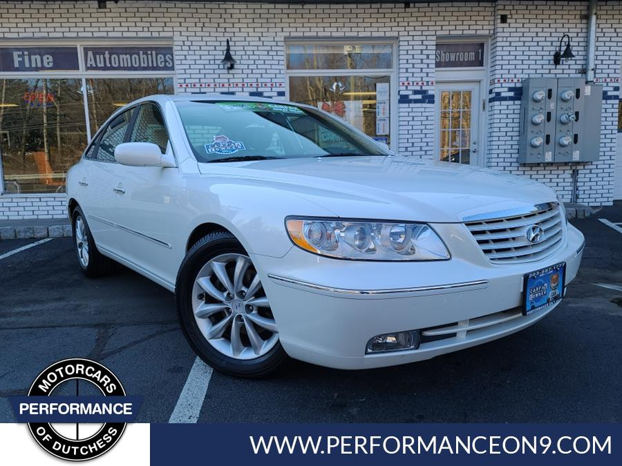 Used 2007 Hyundai Azera in Wappingers Falls, New York | Performance Motorcars Inc. Wappingers Falls, New York