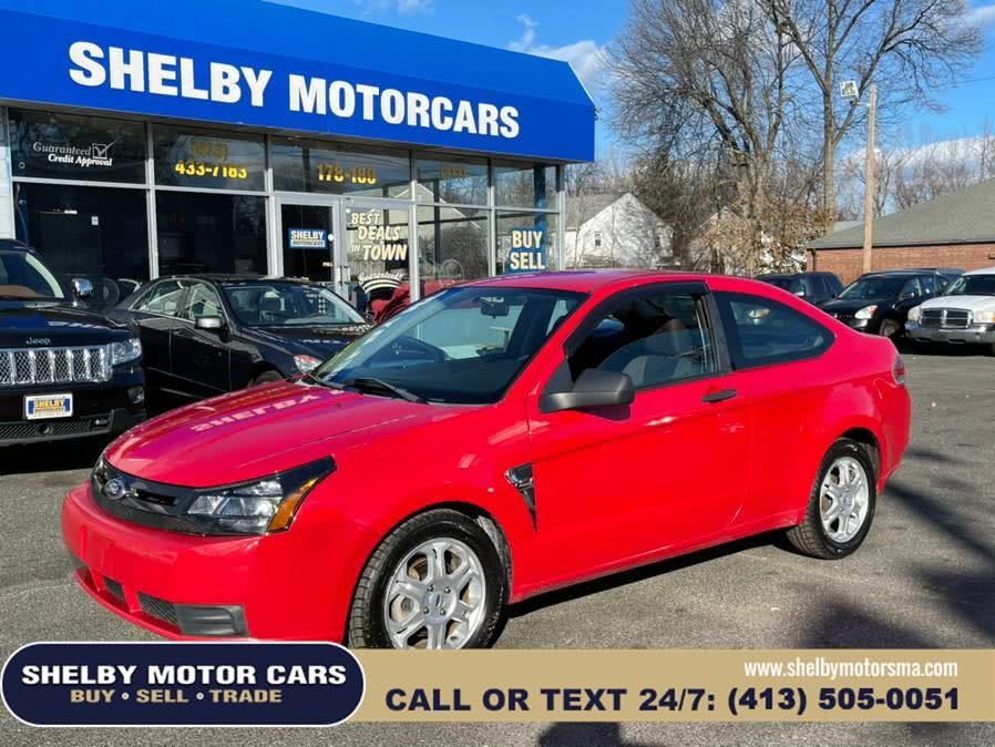 Used 2008 Ford Focus in Springfield, Massachusetts | Shelby Motor Cars . Springfield, Massachusetts