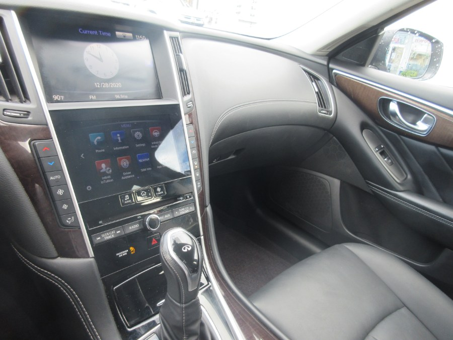Used INFINITI Q50 3.0t LUXE RWD 2019   Route 27 Auto Mall. Linden, New Jersey