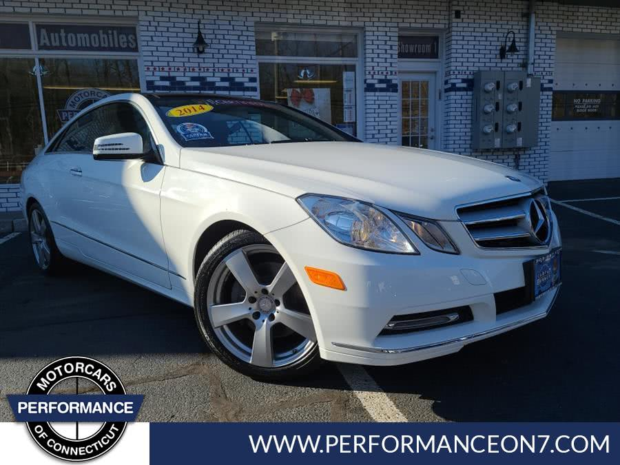 Used 2013 Mercedes-Benz E-Class in Wilton, Connecticut | Performance Motor Cars. Wilton, Connecticut