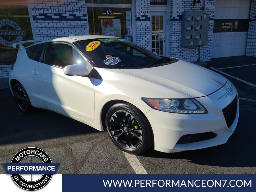 Used Honda CR-Z 3dr CVT EX 2014 | Performance Motor Cars. Wilton, Connecticut