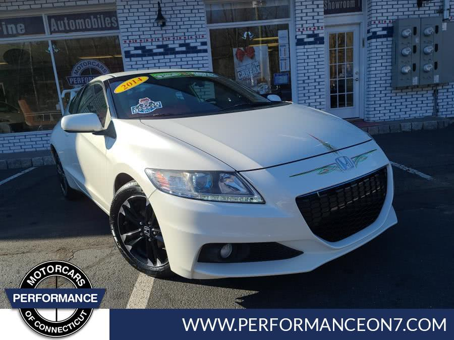 Used 2014 Honda CR-Z in Wilton, Connecticut | Performance Motor Cars. Wilton, Connecticut