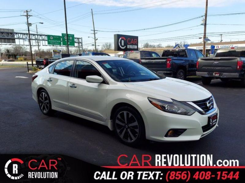 Used Nissan Altima 2.5 SR 2018 | Car Revolution. Maple Shade, New Jersey
