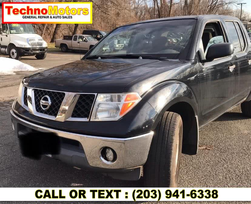 Used 2005 Nissan Frontier 4WD in Danbury , Connecticut | Techno Motors . Danbury , Connecticut