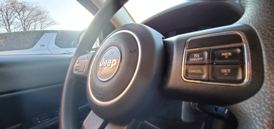 Used Jeep Compass 4WD 4dr Sport 2016 | Rubber Bros Auto World. Brooklyn, New York