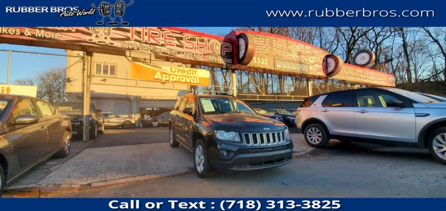 Used 2016 Jeep Compass in Brooklyn, New York | Rubber Bros Auto World. Brooklyn, New York