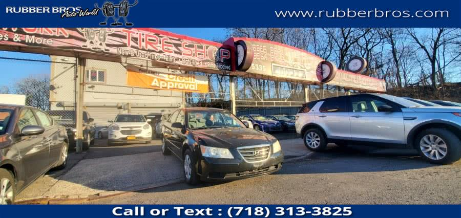 Used Hyundai Sonata 4dr Sdn I4 Man GLS 2009 | Rubber Bros Auto World. Brooklyn, New York