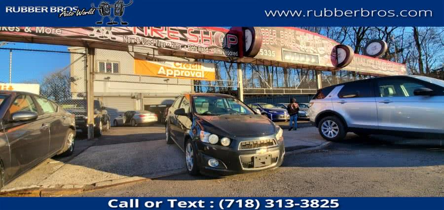 Used Chevrolet Sonic 4dr Sdn LTZ 2LZ 2012 | Rubber Bros Auto World. Brooklyn, New York