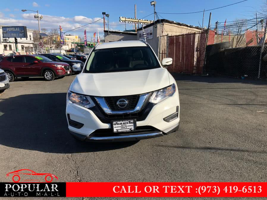 Used Nissan Rogue AWD SV 2019 | Popular Auto Mall Inc . Newark , New Jersey