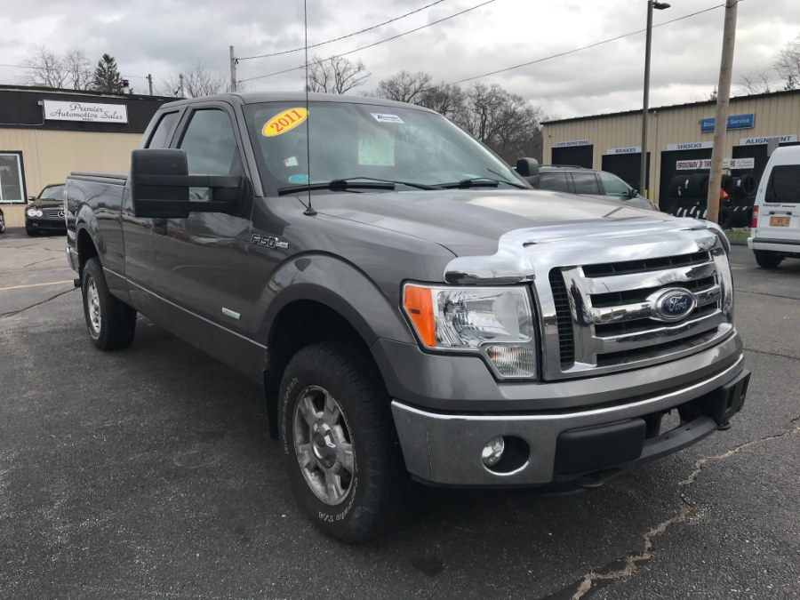 "Used Ford F-150 4WD SuperCab 145"" XLT 2011 